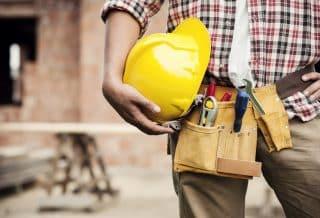 matériels de construction